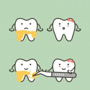 حذف جرم دندان